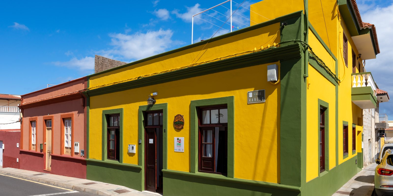 Typical Canarian house converted into Tabaiba Guesthouse