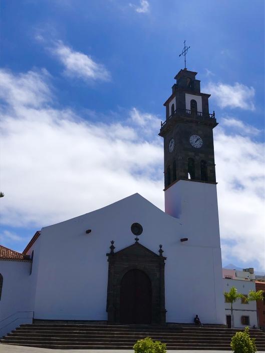 Iglesia Buenavista del Norte