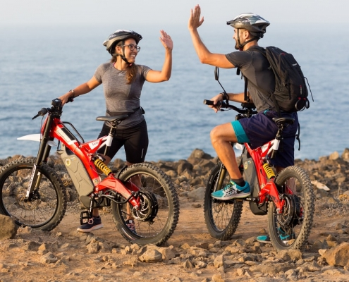 Tenerife Activities E-Mountain-Biking