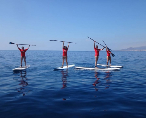 Tenerife Leisure Stand Up Paddle