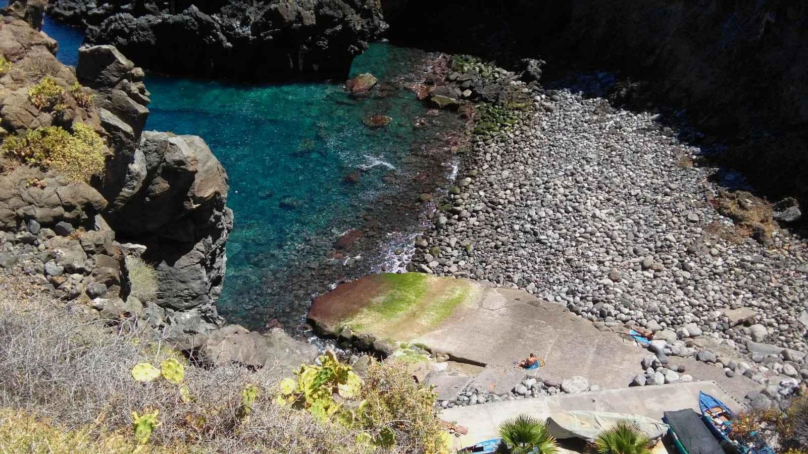 La plage de Los Barqueros